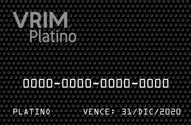 Membresía VRIM Platino
